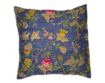 Cushion Cover - PARADISE BLUE