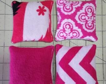 Mini Rice Bags - Jamberry Colors
