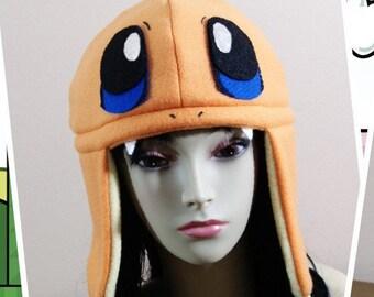 Charmander Inspired Anime Cosplay Hat