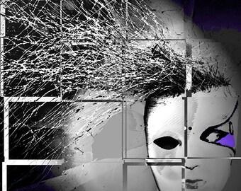 Sister Daisy Jane, Urban Art, Street Art, Industrial Art, Abstract Photography