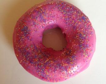 Mini donut soap