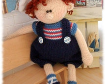 Knitting Pattern For Toy Boat : Unique sea captain related items Etsy