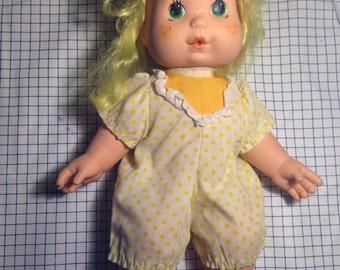 Strawberry Shortcake Lemon Meringue Blow Kiss Doll