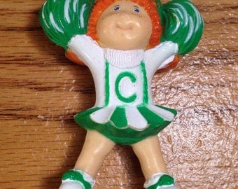 Cabbage Patch Cheerleader Figurine