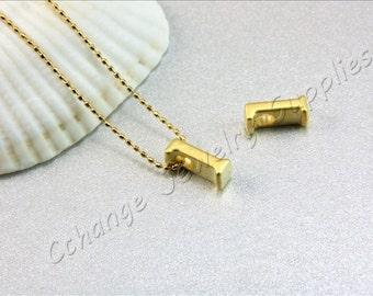 L Gold Letters, 2 pcs Gold Lowercase Letters, Matte Gold Alphabet Letter, 24K Gold Plated Letter, Lowercase Alphabet Letters, Gold Letters