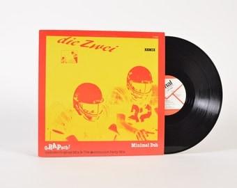 """DIE ZWEI - """"Grapsch!"""" vinyl record"""