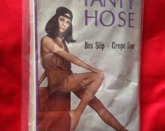 Vintage 1960s/1970s Panty Hose, Tights, Nylons.