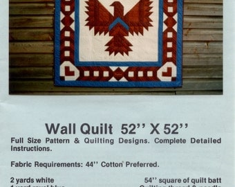 Freedoms' Eagle from Kathy's Quilts | Craft Pattern