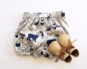Organic : Tigers and Bears Cotton Bloomers