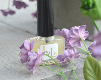 Nail Strengthener by Lucky Lacquer, 5-Toxin Free Nail Polish