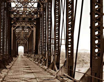 Old Steel Bridge