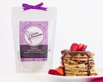Pancake Mix - Triple Chocolate