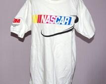 Nascar T shirt size extra large