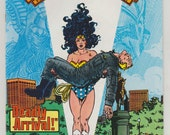 Wonder Woman; Vol 2, 3, Copper Age Comic Book.  NM. April 1987.  DC Comics