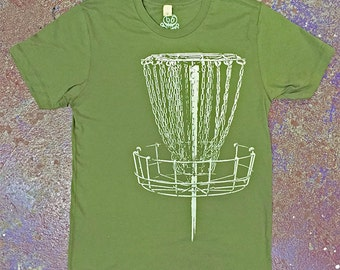 The Hudson-Disc Golf Tee-Army Green