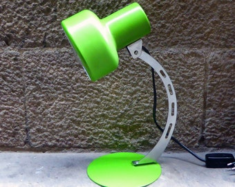 Vintage desk top lamp from the 60's