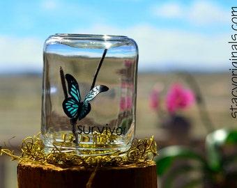 Survivor | Ovarian cancer | Survivor gift | Breast cancer survivor | Cervical cancer | Teal warrior | Inspirational her | Cancer gifts