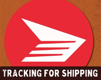 Tracking Number for Shipping