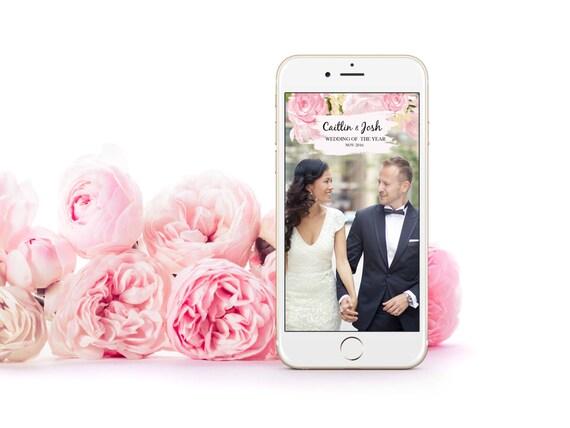custom snapchat geofilters for wedding 24hr turnaround. Black Bedroom Furniture Sets. Home Design Ideas