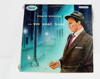 Frank Sinatra In The Wee Small Hours - W581 - Vinyl LP Record Album