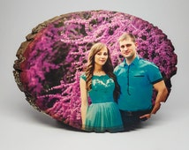 Mothers Day Gift, Mothers Day From Daughter, Gift for Mom, Mothers Day from Son, Gift for Her, Mothers Day Photo, Gift Women, Wood Photo