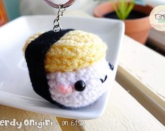 Tamago Sushi Keychain