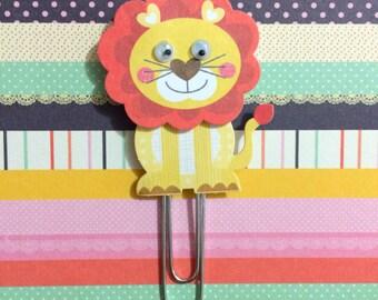 Cute Lion Paperclip