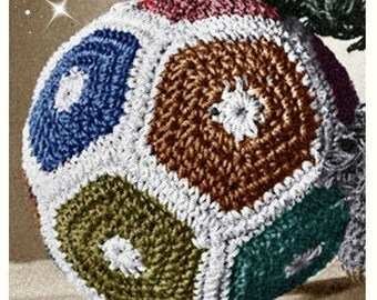 Crochet BALL Pattern Vintage 70s Crochet Baby Soccer Ball Pattern Crochet Toy Pattern Crochet Amigurumi ball pattern