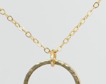 14k Gold filled Topaz Necklace, Mothers Necklace, Mom Necklace, November Birthstone Necklace, Topaz Necklace, Mother's Necklace, Topaz
