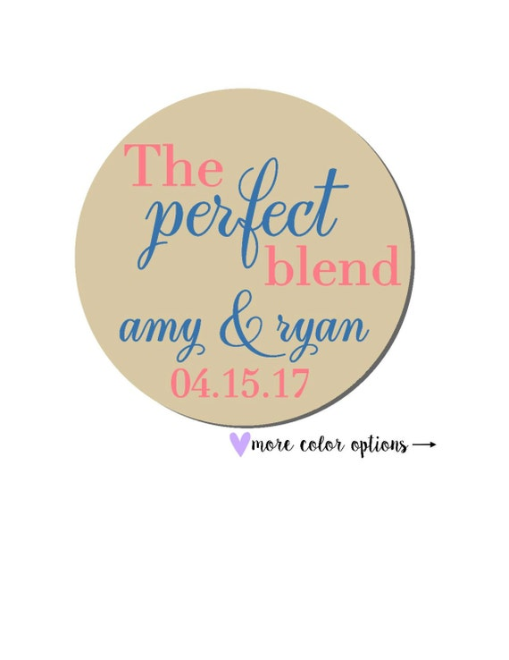 Personalized Stickers For Wedding Favors Invitation