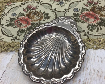 Scallop Dishes - Scalloped Dish - Ring Dish - Ring Bowl, Coin Dish, Ring Holder Tray, Jewelry Tray, Mint Dish - Change Dish - Change Tray -