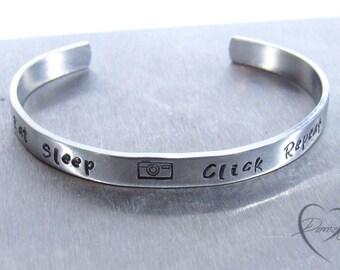 """Shop """"camera jewelry"""" in Bracelets"""