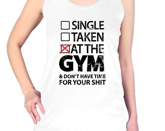 Workout Clothes - Work Out Clothes - Funny T Shirt - Yoga - Workout Shirt - Workout Tank - Gym Clothes - Fitness Apparel - Fitness Tank