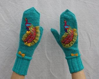 peacock pocket warmer instructions
