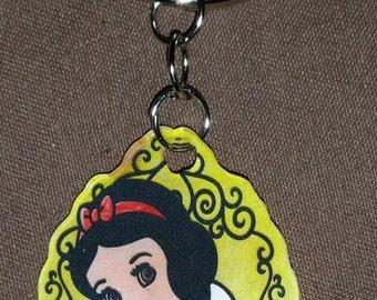 Snow White Key Chain