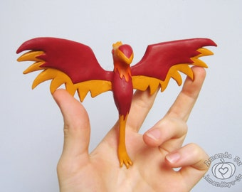 MLP Sculpture - Philomena the Phoenix