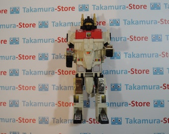Transformers toy Silverbolt 1987 Japanese Vintage Toy