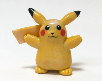 Collectable Polymer Clay Pokemon Figurine, Pikachu