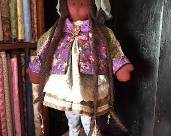 Wiener Warnsie Doll..Mahailjah Lynn
