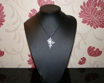 Summer Sale! - Final Fantasy VIII sleeping leonheart lion necklace