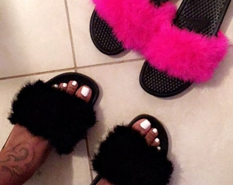 DirtyLuxxury slippers
