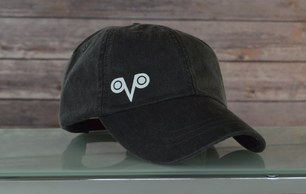 ovo owl hat unisex mens or womens leather