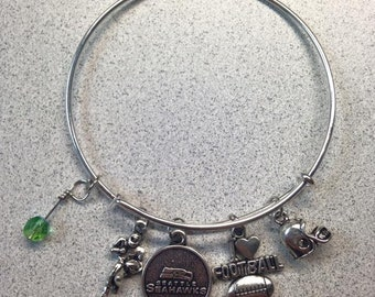 Seattle Seahawks Bangle
