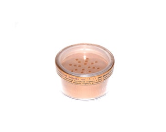 Foundation Powder No.1 . plant makeup