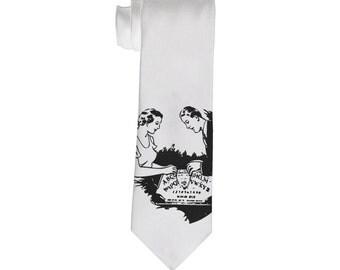 Date Night Ouija Necktie