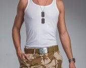 1990's Authentic MILITARY STYLE VINTAGE British Army Desert Camo Dpm Pattern Cargo Shorts ( Un-Issued)