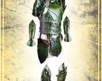 Woodland Full Armor