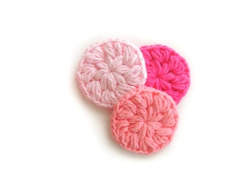 Face Scrubbies, Crochet cotton scrubbies, Crochet Makeup Removers, cotton scrubby, Stocking stuffers