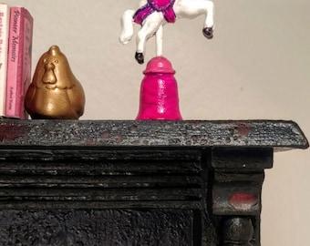 12th Scale Miniature Carousel Horse Item #17373