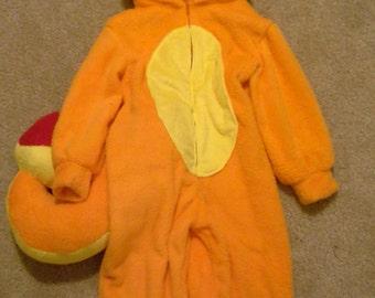 Todler Charmander Costume